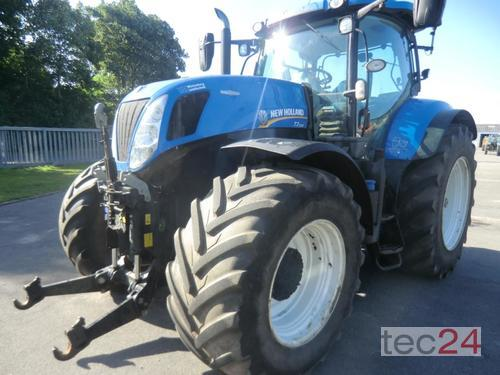 New Holland T 7.235 Auto Command Byggeår 2014 A/C