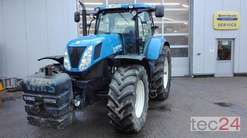New Holland T 7.250 Power Command Rok výroby 2012 Pohon ctyr kol