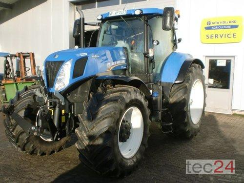 New Holland T 7.270 Auto Command Årsmodell 2013 4-hjulsdrift