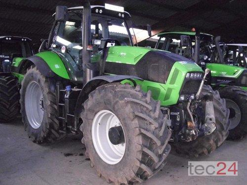 Deutz-Fahr Agrotron 7210 TTV Year of Build 2012 4WD
