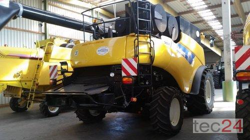 New Holland CR 9090 Elevation Baujahr 2010 Börm