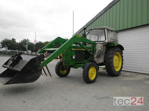 Traktor John Deere - 920