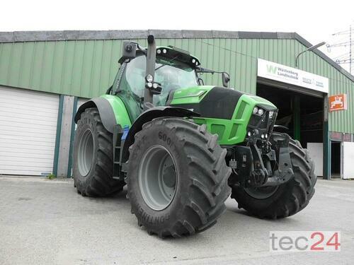 Deutz-Fahr Agrotron Ttv 7210 Var. B Baujahr 2014 Allrad
