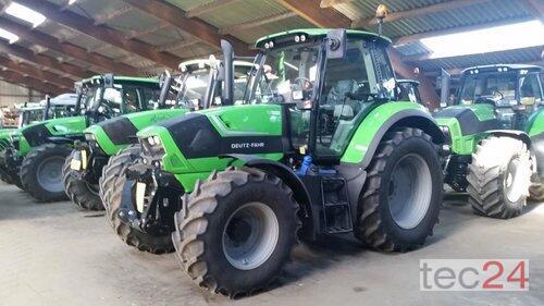 Deutz-Fahr Agrotron 6140 Rok produkcji 2014 Czterokolowy