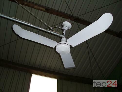 DeLaval Melkstandventilator PV 600