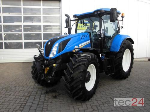 New Holland T 6.180 Electro Command Baujahr 2017 Allrad
