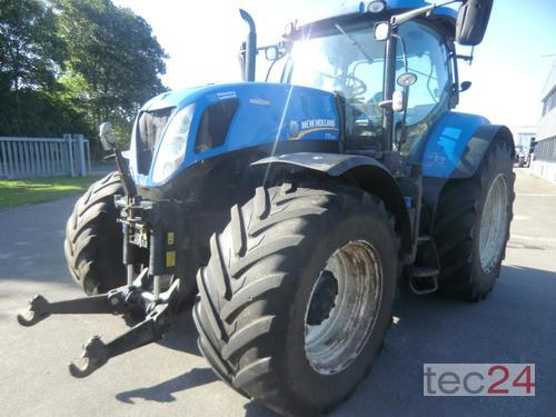 New Holland T 7.270 Auto Command Year of Build 2012 Börm
