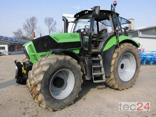 Deutz-Fahr Agrotron 630 TTV Year of Build 2010 4WD
