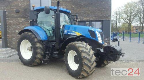 New Holland T 7040 Power Command Baujahr 2008 Allrad