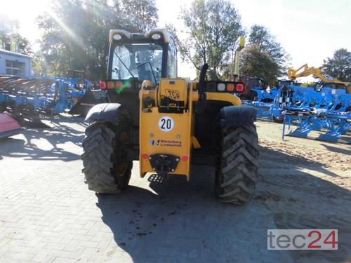 JCB 536-60 Agri anno di costruzione 2008 Husum