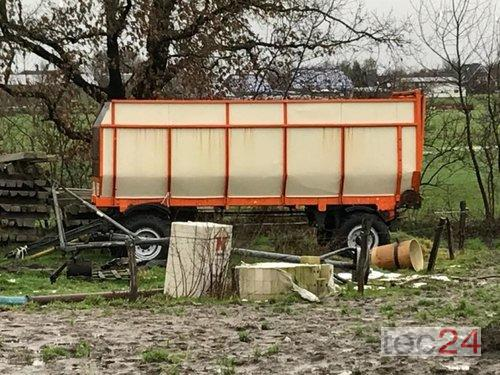 Hawe 2-Achs Abfahrwagen Eigenbau Husum
