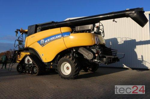 New Holland CR 9090 Elevation SCR Année de construction 2013 Jördenstorf
