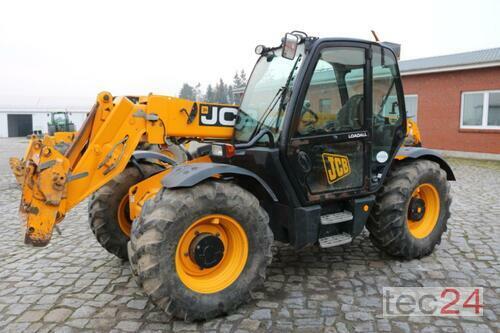 JCB 531-70 Agri Tractor Baujahr 2010 Jördenstorf