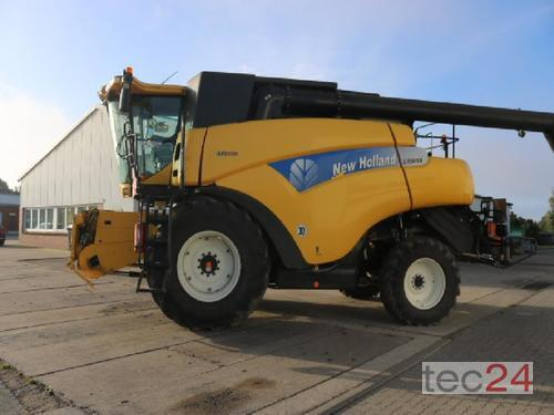 New Holland Cr 9080 Elevation Vf Baujahr 2011 Allrad