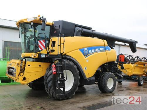 New Holland CR 9090 Baujahr 2012 Jördenstorf