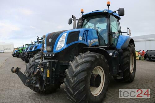 New Holland T 8.360 Bouwjaar 2013 4 WD