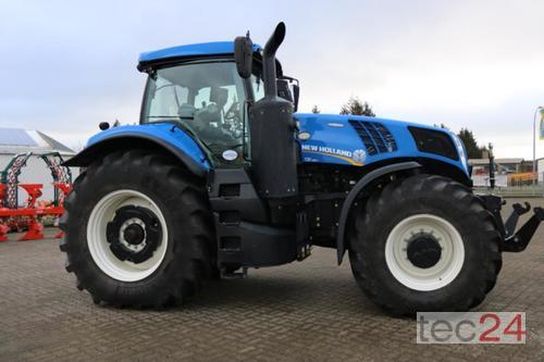 New Holland T 8.380 Auto Command Baujahr 2015 Jördenstorf