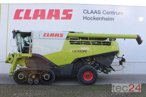 Claas Lexion 780 Terra Trac Année de construction 2014 Hockenheim