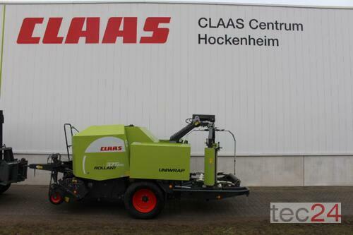 Claas Rollant 375 Uniwrap Baujahr 2012 Hockenheim