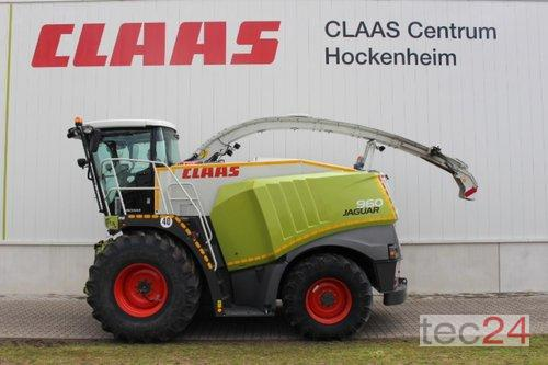 Claas JAGUAR 960 Year of Build 2012 4WD