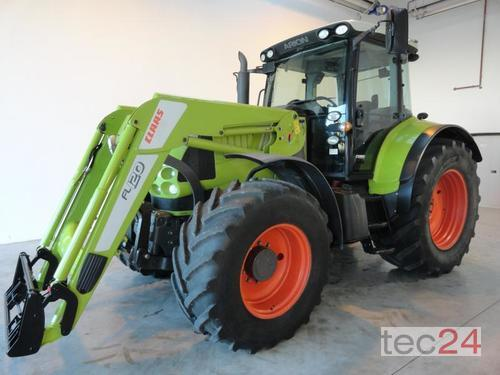 Claas Arion 640 Front Loader Year of Build 2011