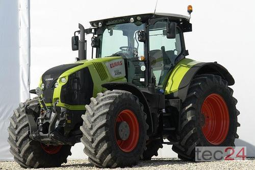Claas Axion 850 Cebis Год выпуска 2014 Привод на 4 колеса
