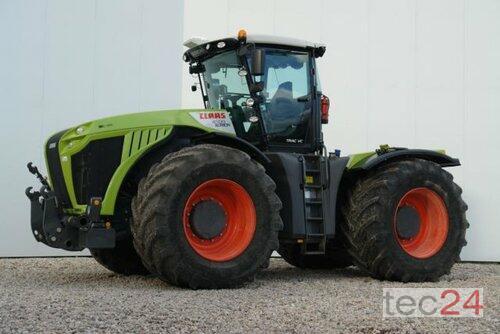 Claas Xerion 4500 Trac VC Año de fabricación 2014 Landsberg