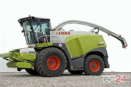 Claas Jaguar 960 Year of Build 2015 4WD