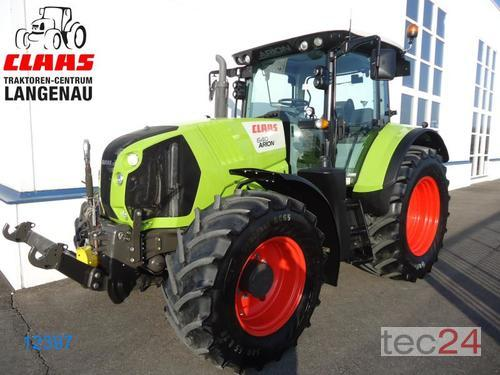 Claas Arion 640 Year of Build 2013 4WD