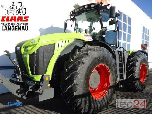Claas Xerion 4000 Trac VC Año de fabricación 2014 Accionamiento 4 ruedas