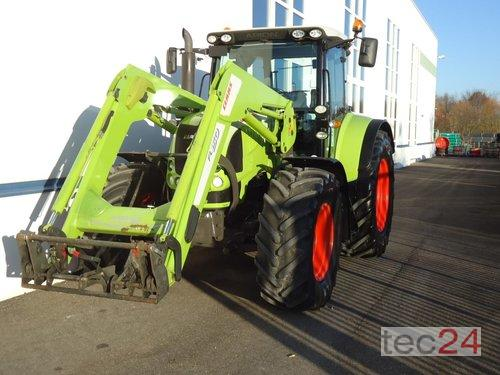 Claas Arion 640 Front Loader Year of Build 2010