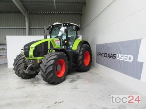Claas Axion 940 Cmatic Byggeår 2013 A/C