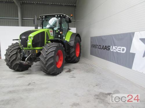 Claas Axion 940 Cmatic Årsmodell 2014 4-hjulsdrift