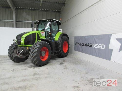 Claas Axion 920 Cmatic Årsmodell 2014 4-hjulsdrift
