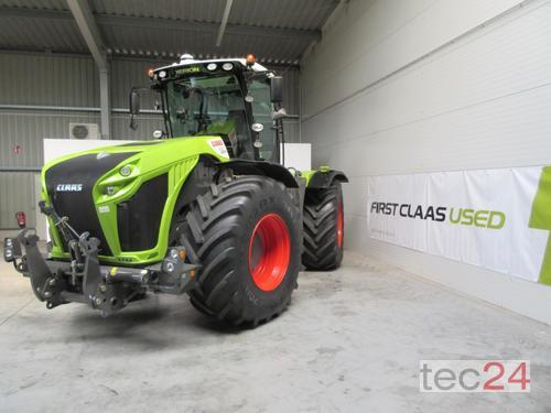 Claas Xerion 4000 Trac VC Year of Build 2016 Langenau