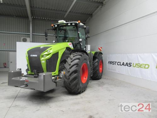 Claas Xerion 4000 Trac Year of Build 2014 Langenau