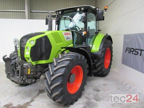 Claas Arion 650 Cmatic Baujahr 2014 Allrad