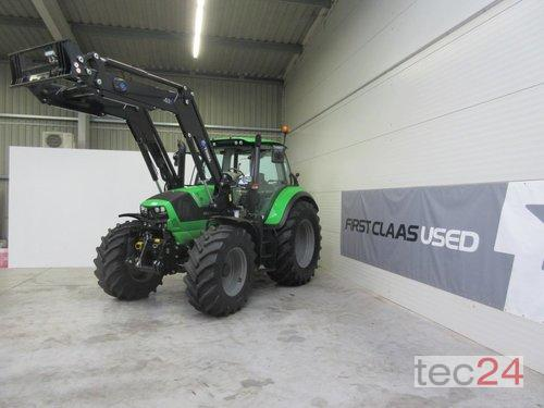 Deutz-Fahr 6160 C-Shift Chargeur frontal Année de construction 2015