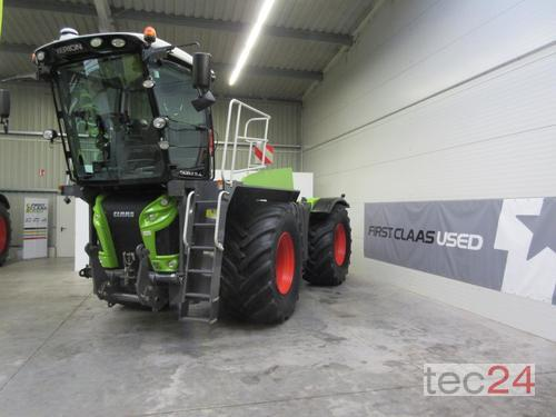 Claas Xerion 4000 Saddle Trac Årsmodell 2015 4-hjulsdrift