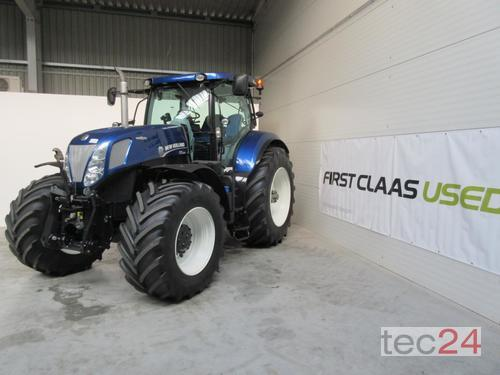 New Holland T 7.270 Auto Command Byggeår 2012 A/C