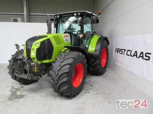 Claas Arion 650 Cmatic Årsmodell 2015 4-hjulsdrift