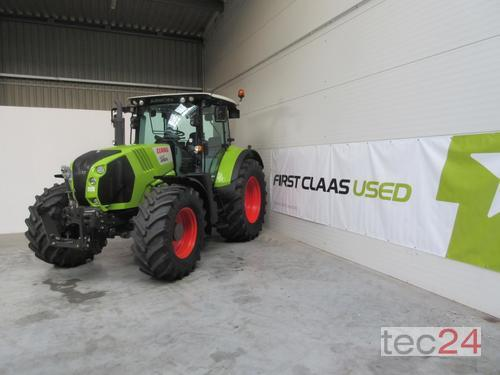 Claas Arion 620 Cmatic Årsmodell 2015 4-hjulsdrift