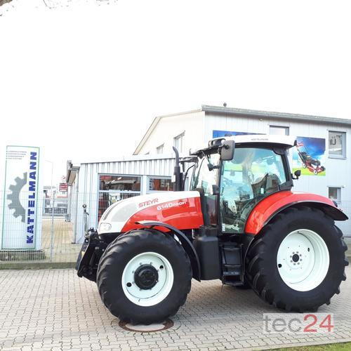 Steyr 6140 Profi Рік виробництва 2012 Повний привід