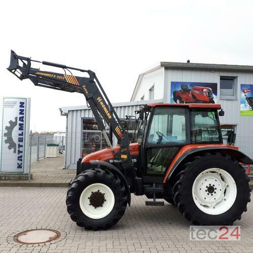 new holland l95 traktor gebraucht stuhr. Black Bedroom Furniture Sets. Home Design Ideas