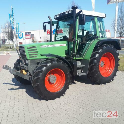 Fendt Farmer 308 C Год выпуска 2001 Привод на 4 колеса