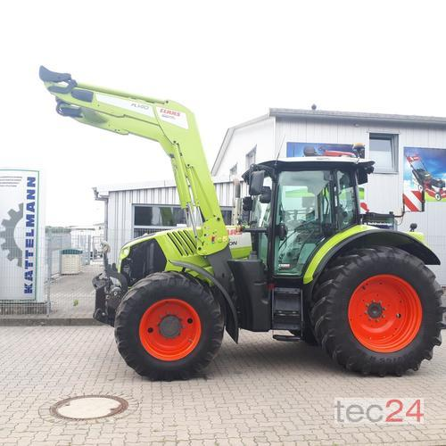 Claas Arion 640 Cebis Front Loader Year of Build 2012