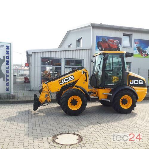 JCB Tm 220 Agri Baujahr 2012 Allrad