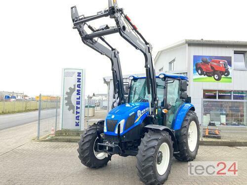 New Holland Td 5.85 Ausstellungsmaschine Рік виробництва 2019 Повний привід