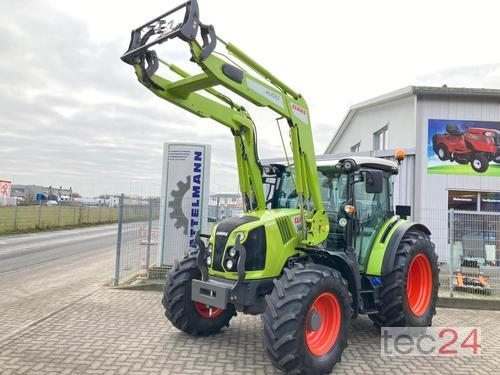 Claas Arion 420 Panoramic Front Loader Year of Build 2017