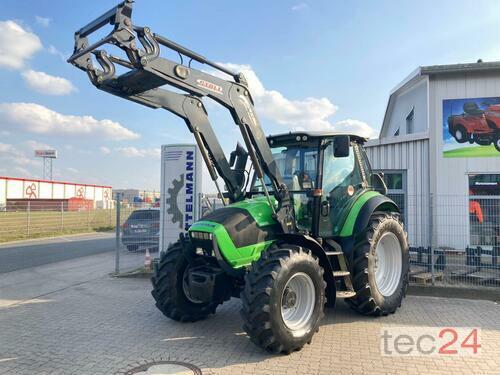 Deutz-Fahr Agrotron M 410 Frontlader Baujahr 2011